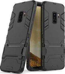 Alogy Etui Alogy Stand Armor do Samsung Galaxy S9 Plus czarne uniwersalny