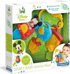 Clementoni Muzyczne kluczyki Disney