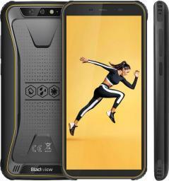 Smartfon Blackview BV5500 16 GB Dual SIM Żółty  (GBV5500 Yellow)