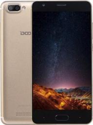 Smartfon DooGee X20L 16 GB Dual SIM Złoty