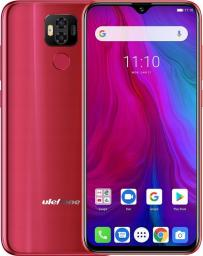 Smartfon UleFone  Power 6 64 GB Dual SIM Czerwony  (ULE-POWER6-RED)
