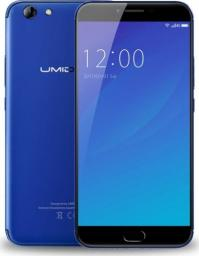 Smartfon Umidigi C Note 2 64 GB Dual SIM Niebieski