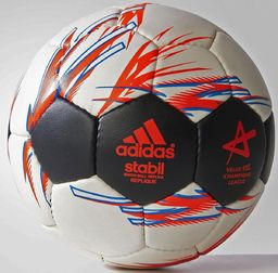 Adidas Piłka ręczna Adidas Stabil Match Ball Replique S87885 R.2