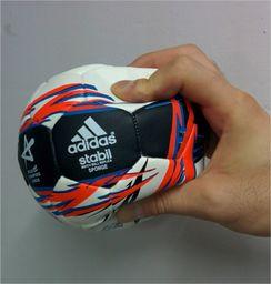 Adidas Piłka Ręczna Adidas Stabil Sponge S87882 R.0