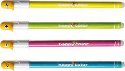 Happy Color Długopis zmazywalny 0.5mm (HA AKPA6571-3)