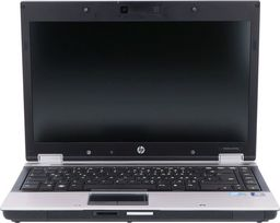 Laptop HP HP EliteBook 8440p i5-520M 4GB 120GB SSD 1600x900 Klasa A Windows 10 Home uniwersalny