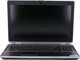 Laptop Dell Dell Latitude E6520 i5-2520M 8GB 120GB SSD 1366x768 Klasa A- Windows 10 Home uniwersalny
