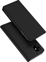 Dux Ducis DUX DUCIS Skin Pro kabura etui pokrowiec z klapką iPhone 11 czarny uniwersalny