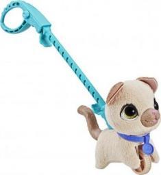 Hasbro FurReal Friends - Mały zwierzak na smyczy Kotek (E4766)