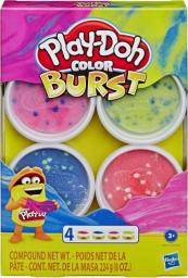 Play-Doh Ciastolina Color Burst (E6966)