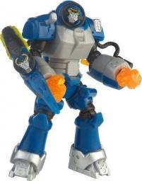 Power Rangers PRG 6IN BMR Steel Robot Ranger