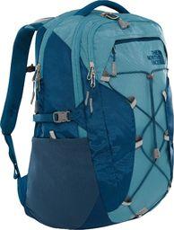 The North Face Plecak turystyczny Borealis niebieski uniwersalny (T93KV4BF5)