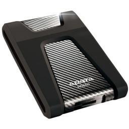 Dysk zewnętrzny ADATA HDD HD650 1 TB Czarny (AHD6501TU3CBK)