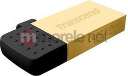 Pendrive Transcend JetFlash 380 OTG 32GB (TS32GJF380G)