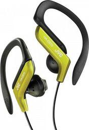 Słuchawki JVC Sportowe słuchawki JVC HAEB75 żółte