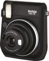 Aparat cyfrowy Fujifilm Aparat analogowy Fujifilm Instax Mini 70 Czarny