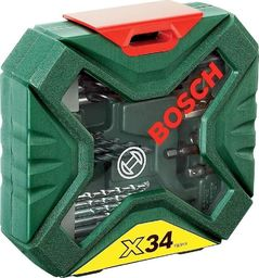 Zestaw wierteł Bosch Bosch X-Line zestaw 34 częściowy