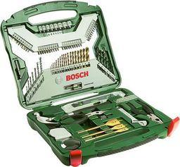Bosch X-Line Titanium zestaw narzędziowy 103 częściowy (2607019331)