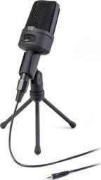 Mikrofon Tie Broadcast Mic Mini Jack 3,5mm Tie Mikrofon