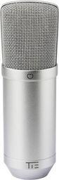 Mikrofon Tie Mikrofon TIE Condenser Mic USB silver srebrny