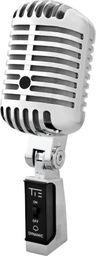 Mikrofon Tie Mikrofon TIE Vintage Mic XLR dynamic metalowy