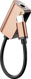 Adapter USB Baseus Baseus adapter USB Typ-C mini jack L40 CATL40-17