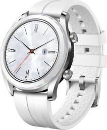 Smartwatch Huawei Watch GT Elegant Biały  (55023877)