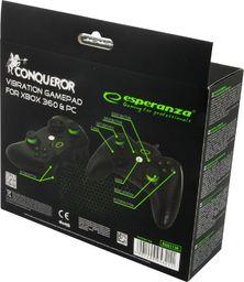 Gamepad Esperanza KONTROLER ESPERANZA CONQUEROR EGG113K