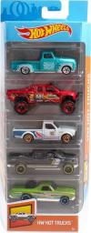 Hot Wheels Hot Trucks (FYL18)
