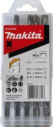 Zestaw wierteł Makita Makita SDS PLUS drill set B-54710
