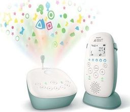 Niania Philips Philips Avent SCD, baby monitors 721/26(white, DECT)