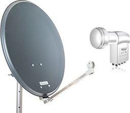 Antena satelitarna Opticum Opticum QA60 with Octo-LNB