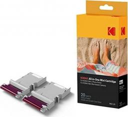 Kodak Photo printer Mini Cartridge 20 samoprzylepny