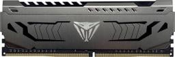 Pamięć Patriot Viper Steel, DDR4, 16 GB, 3733MHz, CL17 (PVS416G373C7K)