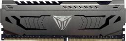 Pamięć Patriot Viper Steel, DDR4, 16 GB,3733MHz, CL17 (PVS416G373C7K)