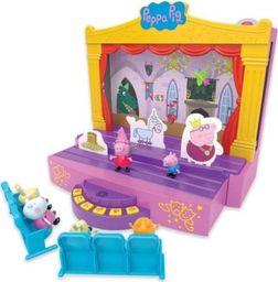 Tm Toys Zestaw figurek Świnka Peppa Scena teatralna