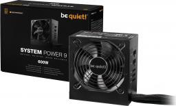 Zasilacz be quiet! System Power 9 600W CM (BN302)
