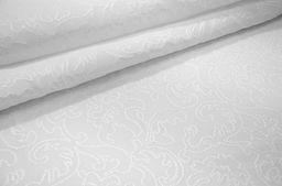 Łóżkoholicy Tkanina 185 cm Obrusowa D-3 Ligero 2A G1 1000 Biały 180