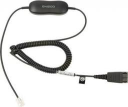 Jabra GN1200 Smart Cord QD to RJ10 0,7-2m (88011-99)