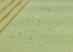 Łóżkoholicy Tkanina Obrusowa plamoodporna 111 - pasy kolor Krem 160
