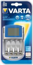 Ładowarka Varta LCD charger bez akumulatorów (57070)