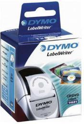 Dymo 57MM  160SZT WHITE DVD (5411313146814)