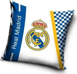 CARBOTEX Poszewka Na Jaśka Dziecięca 375 Real Madrid  40x40