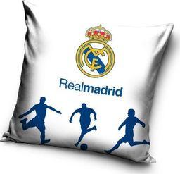 CARBOTEX Poszewka na Jaśka Dziecięca 278  Real Madrid  40x40