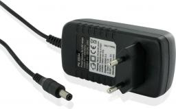 Whitenergy Zasilacz sieciowy do pasków LED 24W 12V 2A (05144)