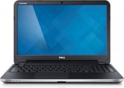 Laptop Dell  VOSTRO V2521 W7Pro64 i3-3227U/500GB/4GB/HD7670M 1GB/DVDRW/15.6' HD AG Black/3YNBD - C0434698 ( C0434698 )