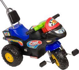 ENERO  ROWEREK MOTOR + POPYCHACZ RACING