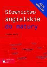 Słownictwo angielskie do matury
