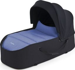 Bumprider Bumprider Gondola do wózka Connect - czarna/niebieska uniwersalny