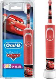 Szczoteczka elektryczna Braun Szczoteczka rotacyjna Oral-B D100 KIDS CARS
